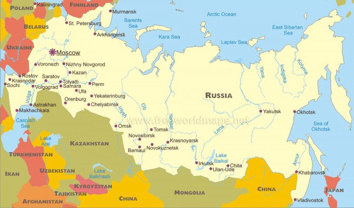 Mapy Miast W Polsce Mapy Miast W Polsce Europa Wschodnia Europa